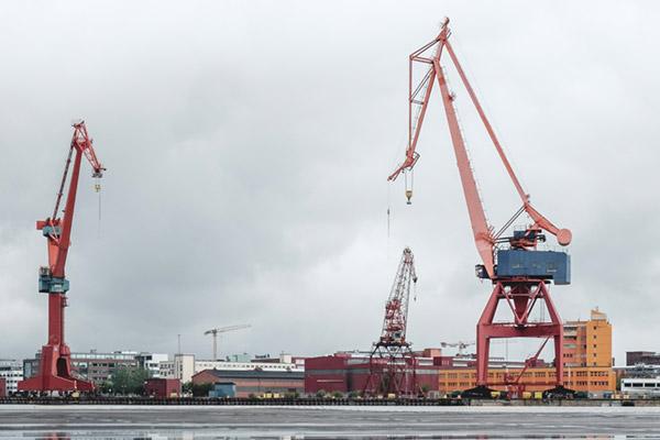 Доставка из порта Клайпеда